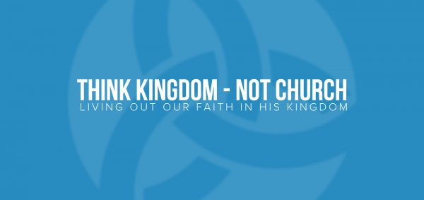 Think Kingdom - Not Church Image