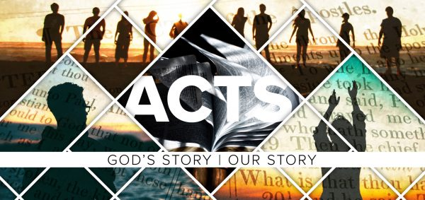 ACTS: The Unhindered Gospel Image